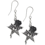 Alchemy Gothic Ruah Vered Earrings - Angel Clothing