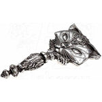 Alchemy Gothic Sacred Cat Hand Mirror V64 | Angel Clothing