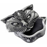 Alchemy Gothic Sacred Cat Trinket Box V78 | Angel Clothing