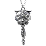 Alchemy Sacred Cat Vanitas Pendant | Angel Clothing