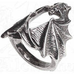 Alchemy Gothic Stealth Ring R216 | Angel Clothing