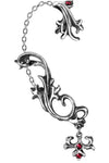 Alchemy Gothic Sylvanus Earring E263 | Angel Clothing