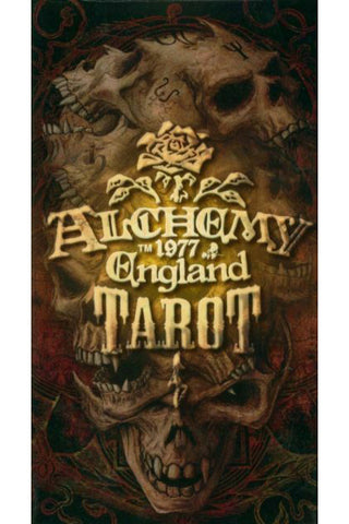 Alchemy Gothic Tarot Cards | Angel Clothing