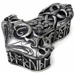 Alchemy Gothic Thors Hammer Trinket Box V79 | Angel Clothing