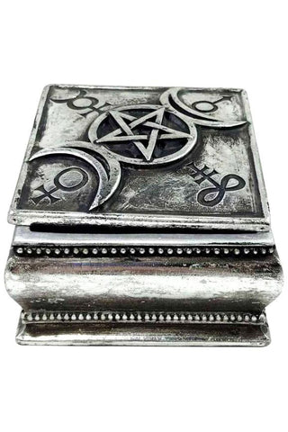 Alchemy Triple Moon Spell Box | Angel Clothing