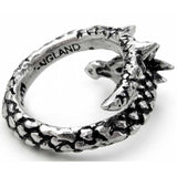 Alchemy Gothic Vis Viva Dragon Ring R183 | Angel Clothing