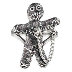 Alchemy Voodoo Doll Ring | Angel Clothing