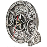 Alchemy Wiccan Desk Clock | Angel Clothing