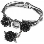 Alchemy Wild Black Rose Bracelet A125 | Angel Clothing