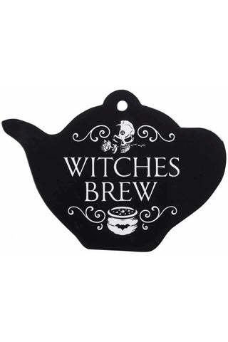 Alchemy Gothic Witches Brew Coaster | Angel Clothing