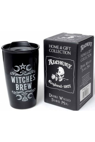 Alchemy Witches Brew Double Walled Mug | Angel Clothing