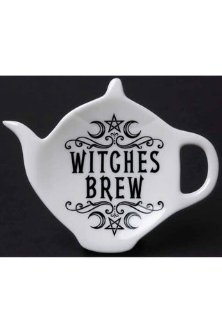 Alchemy Witches Brew Tea Spoon Holder Rest | Angel Clothing