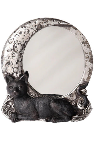 Alchemy Night Cat Mirror