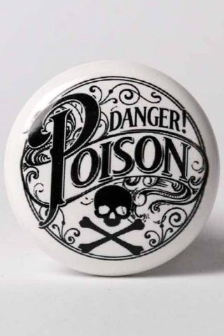 Alchemy Poison Bottle Stopper | Angel Clothing