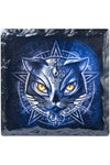Alchemy Sacred Cat Coaster | Angel Clothing