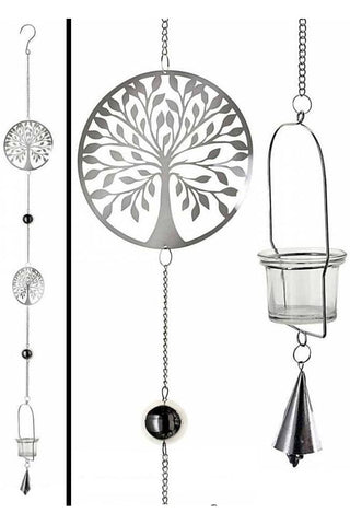 Alchemy Tree of Life Hanging Tealight Holder | Angel Clothing