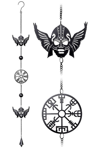 Alchemy Viking Wind Chime | Angel Clothing