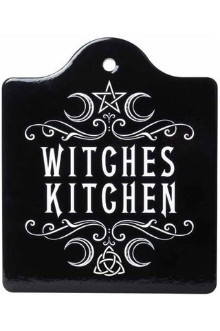 Alchemy Witches Kitchen Chopping Board Trivet | Angel Clothing