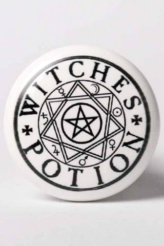 Alchemy Witches Potion Bottle Stopper | Angel Clothing