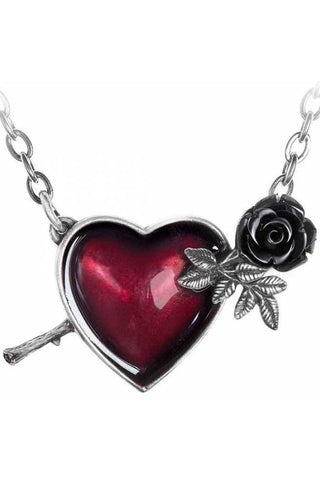 Alchemy Wounded By Love Pendant P848 | Angel Clothing
