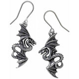 Alchemy Flight of Airus Earrings | Angel Clothing