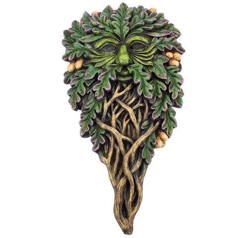 All Seeing Oak Plaque 29cm Tree Spirit Plaque | Angel Clothing