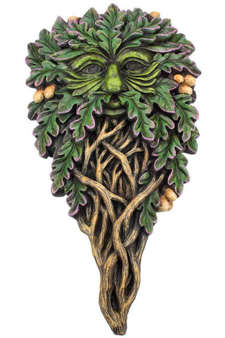 All Seeing Oak Plaque Tree Spirit Plaque | Angel Clothing