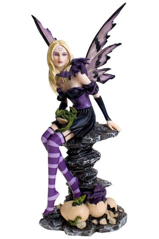 Amethyst and Hatchlings Fairy | Angel Clothing