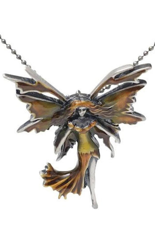 Amy Brown The Arrival Fairy Enamel Pendant | Angel Clothing