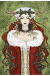 Amy Brown Winter Solstice Yuletide Card | Angel Clothing