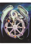 Anne Stokes Wheel of the Year Picture | Angel Clothing