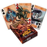 Anne Stokes Age of Dragons Playing Cards | Angel Clothing