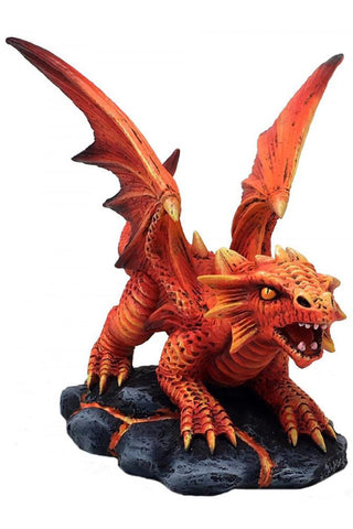 Anne Stokes Baby Fire Dragon | Angel Clothing