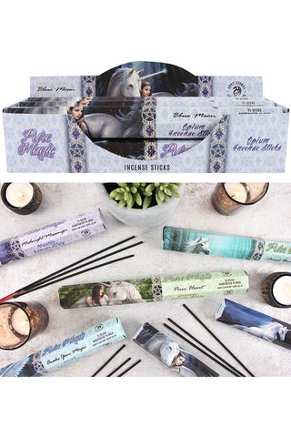 Anne Stokes Blue Moon Incense Sticks | Angel Clothing