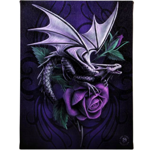 Anne Stokes - Dragon Beauty Picture 19cm x 25cm - Angel Clothing