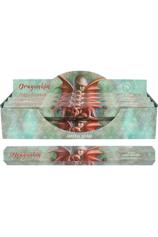 Anne Stokes Dragon Kin Incense Sticks | Angel Clothing