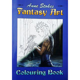Anne Stokes Fantasy Art Colouring Book | Angel Clothing