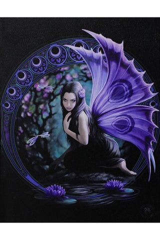 Anne Stokes Niaid Wall Picture | Angel Clothing