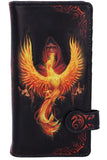 Anne Stokes Phoenix Rising Embossed Purse | Angel Clothing