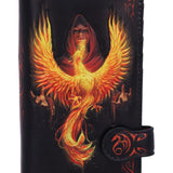 PRE-ORDER Anne Stokes Phoenix Rising Embossed Purse | Angel Clothing