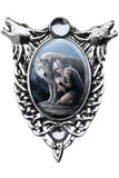 Anne Stokes Protector Necklace | Angel Clothing