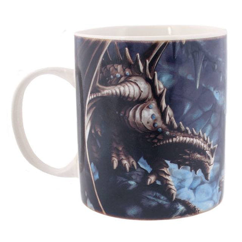 Anne Stokes Rock Dragon Mug | Angel Clothing