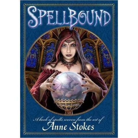 Anne Stokes SpellBound Spell Book | Angel Clothing