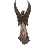 PRE ORDER Anne Stokes Spirit Guide Bronze 43cm | Angel Clothing