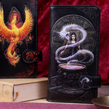 Anne Stokes The Summoning Embossed Purse | Angel Clothing