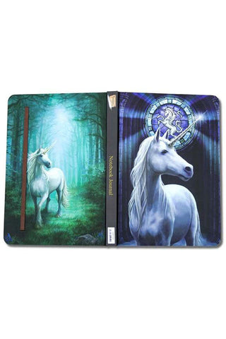 Anne Stokes Unicorn Journal | Angel Clothing