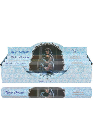 Anne Stokes Water Dragon Incense Sticks | Angel Clothing