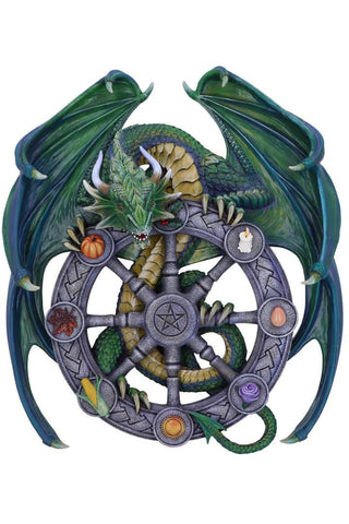 PRE ORDER Anne Stokes Year of the Magical Dragon Plaque | Angel Clothing