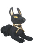 Anubis Egyptian Plush Lying Down | Angel Clothing