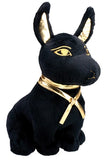 Anubis Egyptian Plush Sitting | Angel Clothing